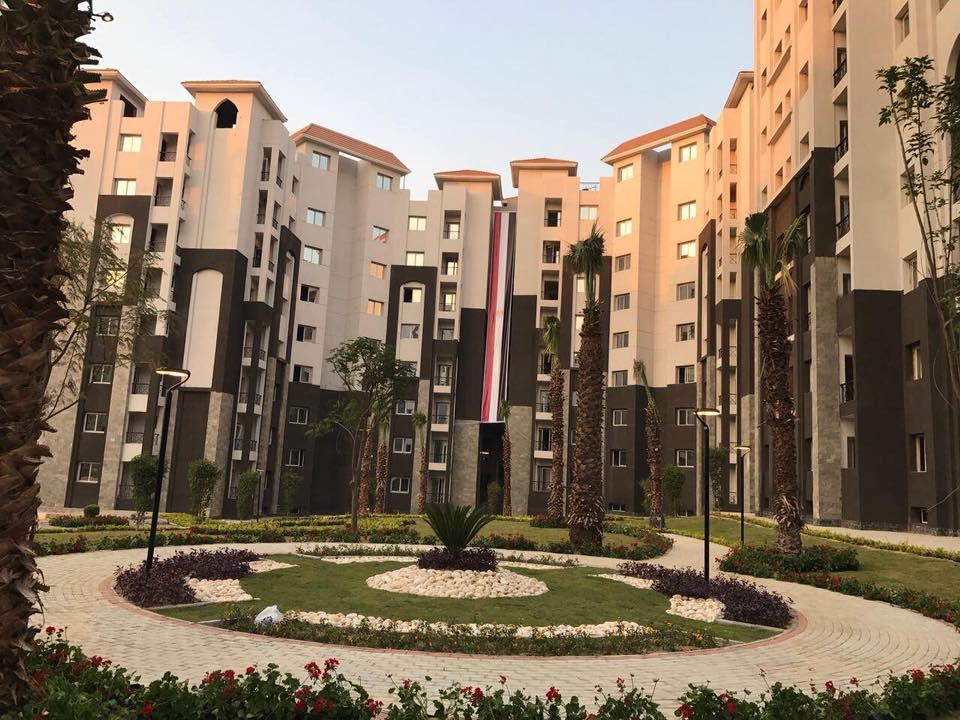تفاصيل حجز شقة في العاصمة الإدارية