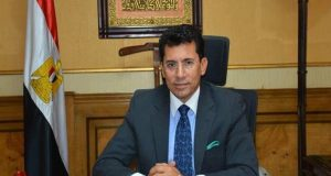 وزير الشباب والرياضة بعد الهزيمة من السعودية