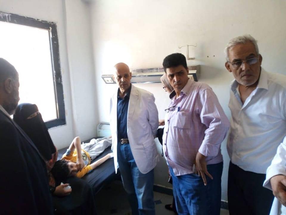 صحة الشرقية يجازي تمريض مستشفى ديرب نجم 3