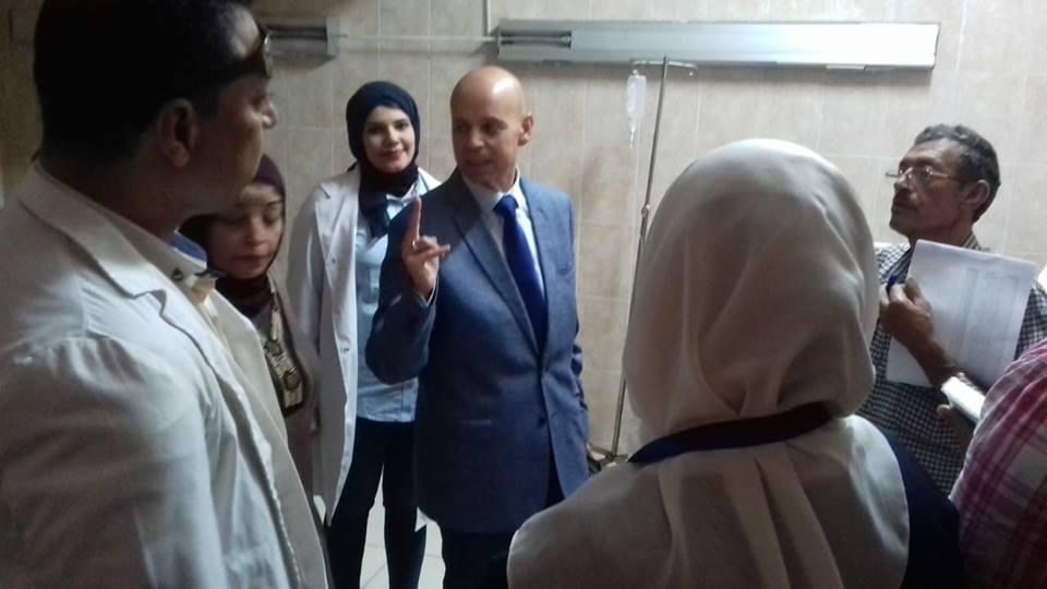 صحة الشرقية يعقد اجتماع بمجلس مدينة القنايات3