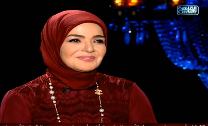 شرط مني عبدالغني لحضور طليقها فرح ابنتها