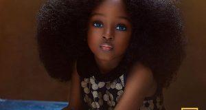 أجمل طفلة