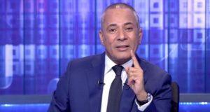 أحمد موسى يعلق على حادث قطار البدرشين