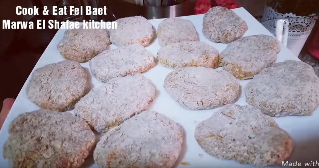 كرات الدجاج الناجتس من مطبخ مروة الشافعي
