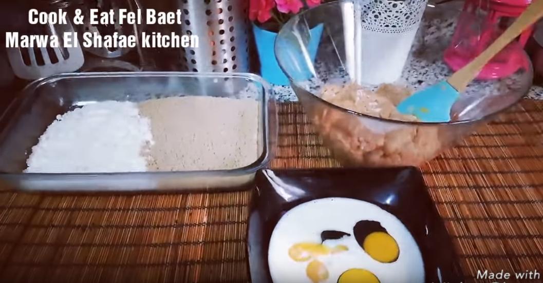 مكونات الدجاج الناجتس من مطبخ مروة الشافعي