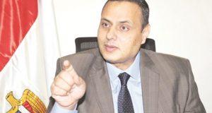نقل النقيب «أحمد الألفي» لإدارة لمباحث تموين الشرقية