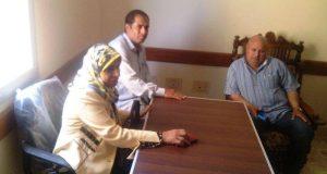 افتتاح جديد لإدارة التضامن الاجتماعي بمنشأة أبو عمر