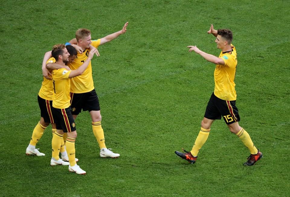 بلجيكا تضمن برونزية كأس العالم