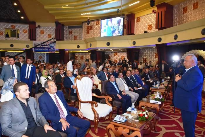 تدشين المقر الجديد لحزب مستقبل وطن بحضور محافظ الشرقية