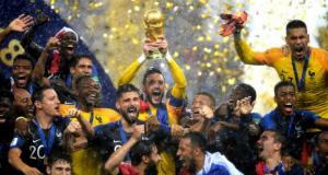 ترتيب المنتخبات المشاركة في كأس العالم