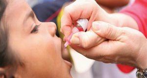 تطعيم وزارة الصحة الجديد لشلل الأطفال