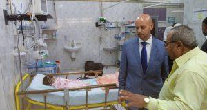 تعاون بين مستشفيات جامعة الزقازيق وصحة الشرقية