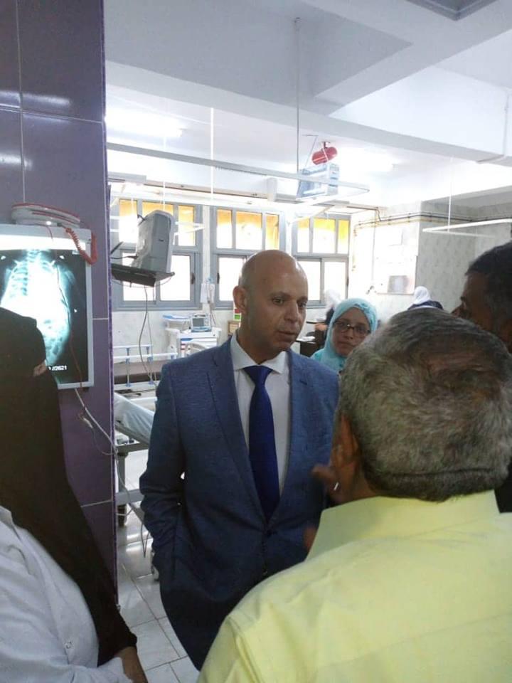 تعاون بين مستشفيات جامعة الزقازيق وصحة الشرقيةتعاون بين مستشفيات جامعة الزقازيق وصحة الشرقية