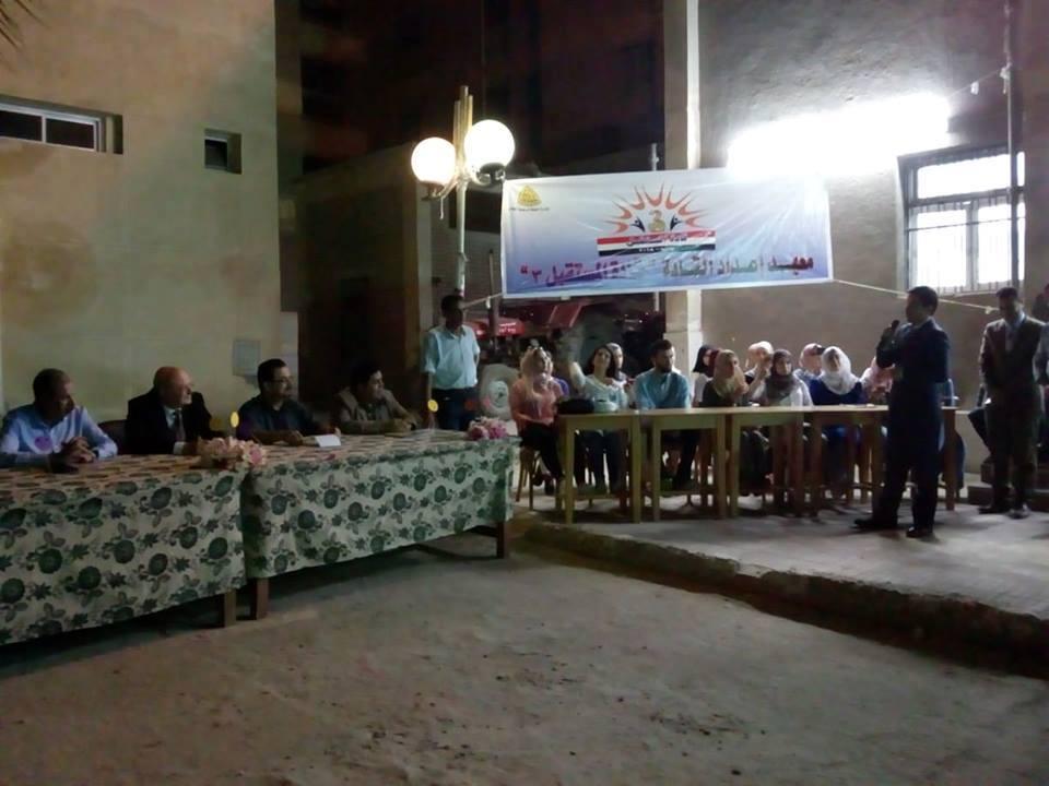 الدكتور عبد الباري: جامعة الزقازيق أولى الجامعات تنظم معسكراً لإعداد القادة