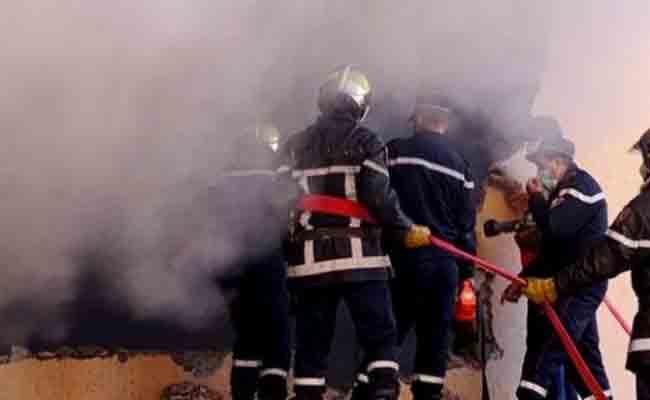 حريق بثلاجة تطعيمات حديثي الولادة بالزقازيق