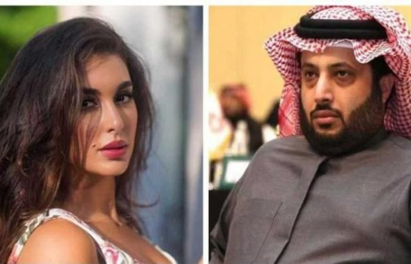 حقيقة زواج ياسمين صبري وتركي آل الشيخ