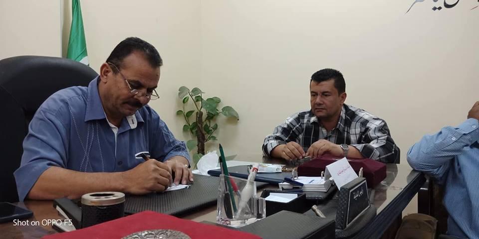 رئاسة مدينة القنايات تطالب المواطنين بإلقاء القمامة في المواعيد