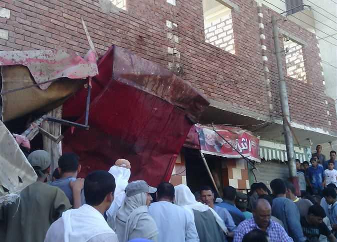 سائق قتل 12 عامل وأصاب 28 في مقهى