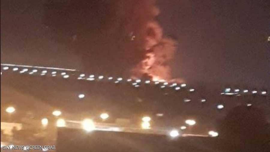 وزير الطيران يوضح موقع انفجار محيط مطار القاهرة