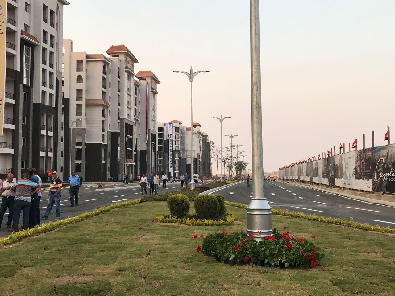 تفاصيل الطرح الثالث لأراضي العاصمة الإدارية