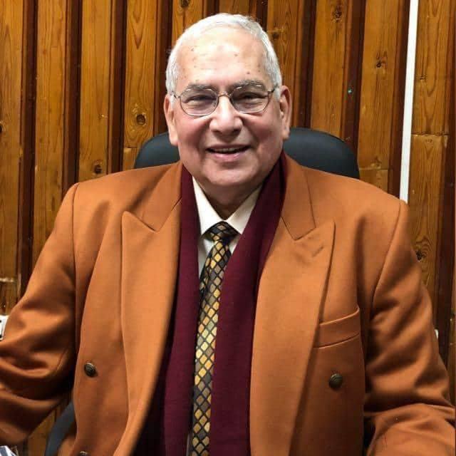 الدكتور «شريف أحمد شريف العاصي»