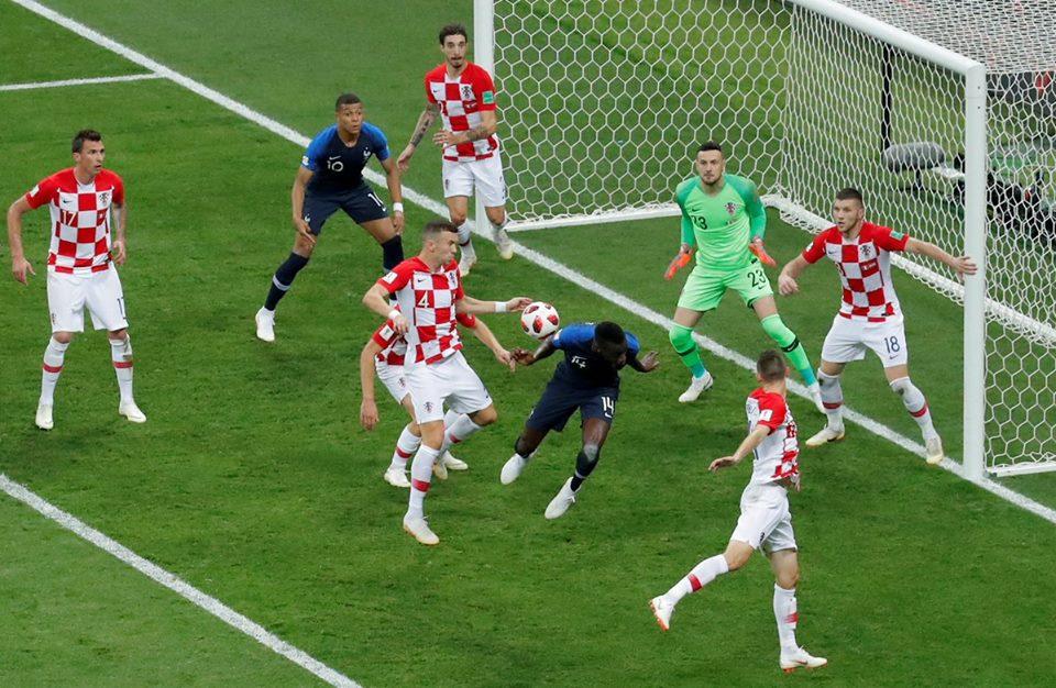 فرنسا تفوز بكأس العالم 2018