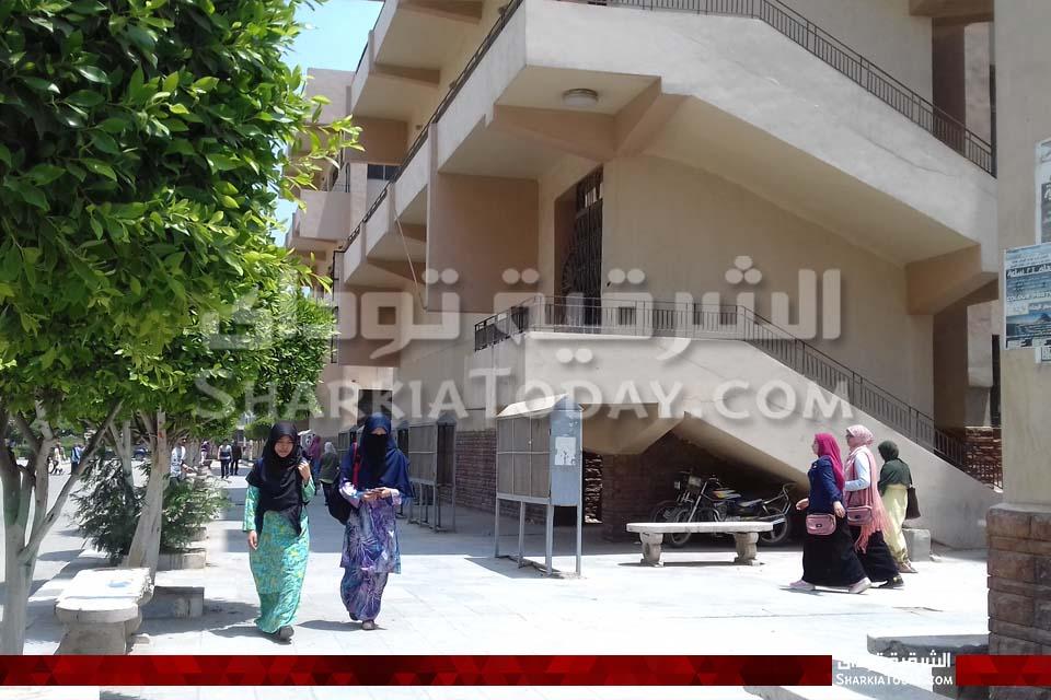 أقسام كلية التربية جامعة الزقازيق