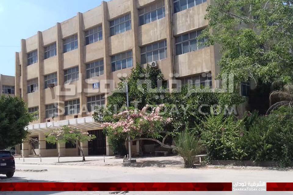 أقسام كلية التكنولوجيا والتنمية جامعة الزقازيق