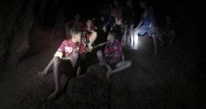 كهف الموت في تايلاند