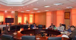 محافظ الشرقية يختار رئيس وسكرتير وحدة محلية بفاقوس