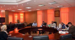 محافظ الشرقية يختار رئيس وحدة محلية بأبو حماد