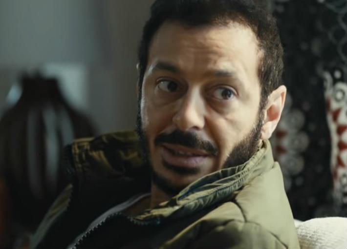مصطفى شعبان يعود لممارسة الرياضة