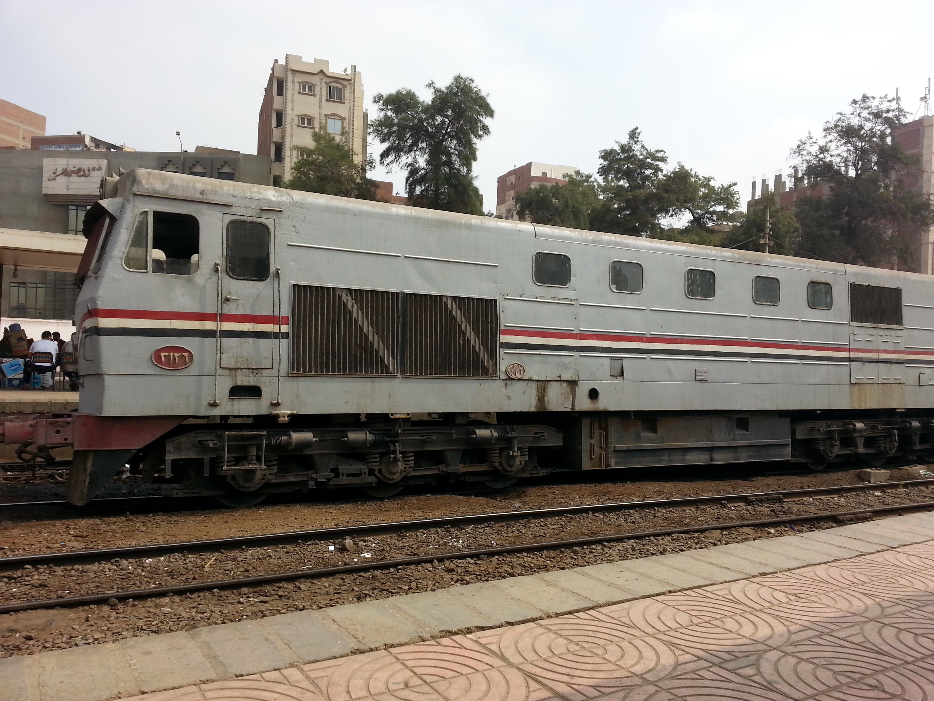 مواعيد قطارات الإسماعيلية القاهرة 2018