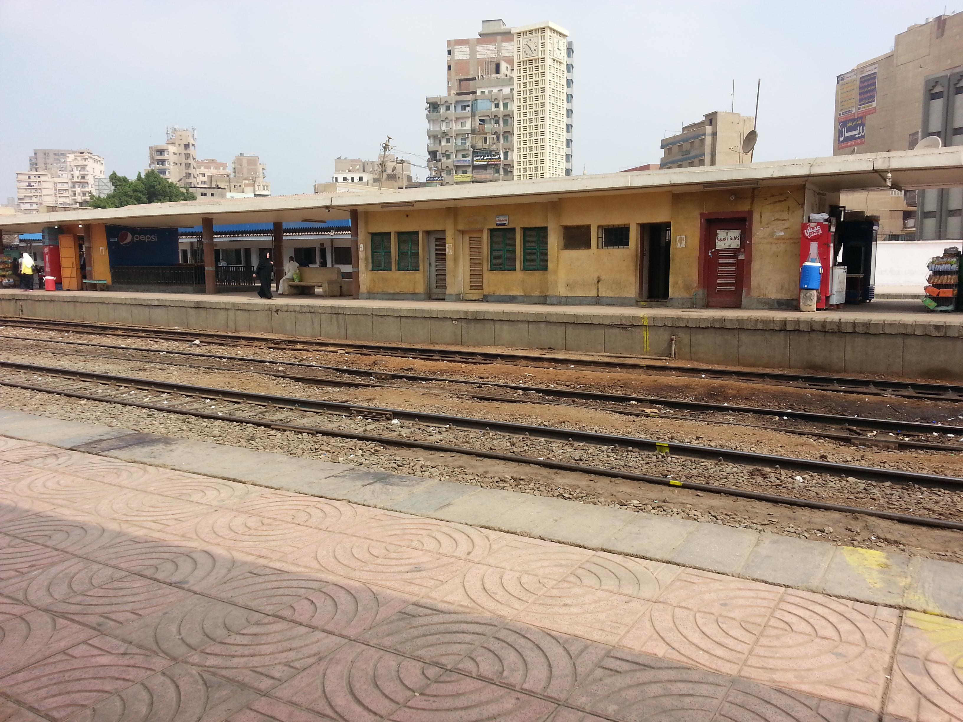 مواعيد قطارات القاهرة بورسعيد 2018