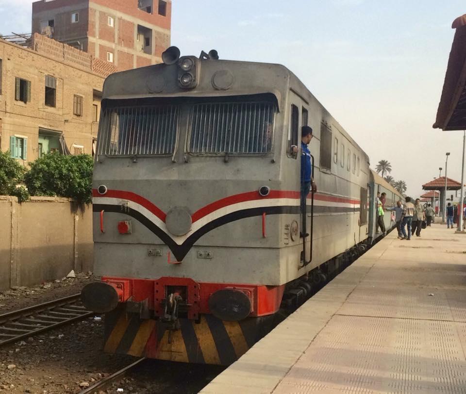 مواعيد قطارات القاهرة منيا القمح 2018