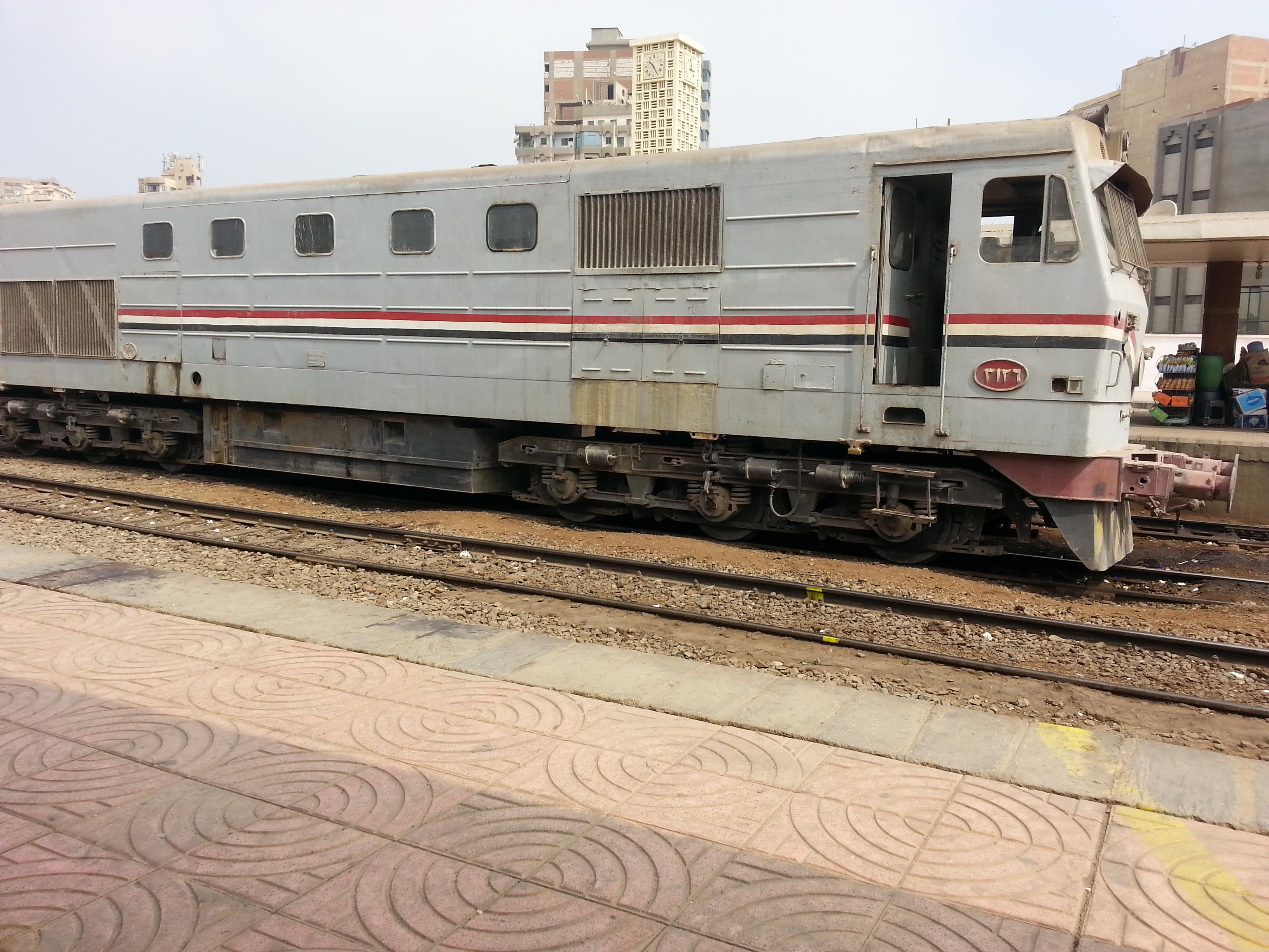 مواعيد قطارات فايد القاهرة 2018