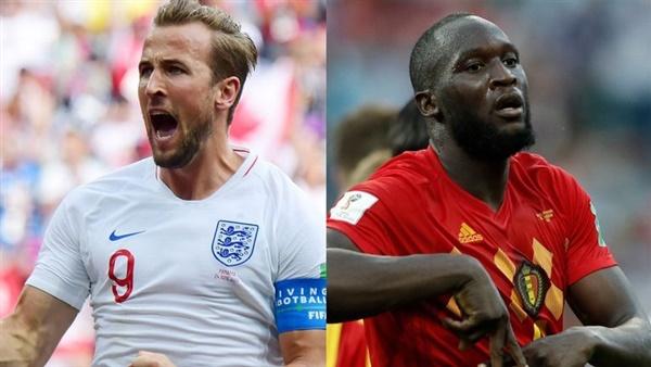 موعد مباراة بلجيكا وانجلترا