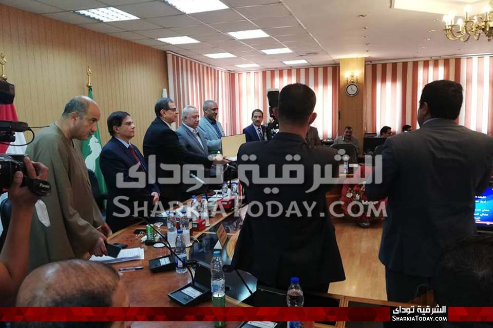 وزير القوى العاملة في محافظة الشرقية