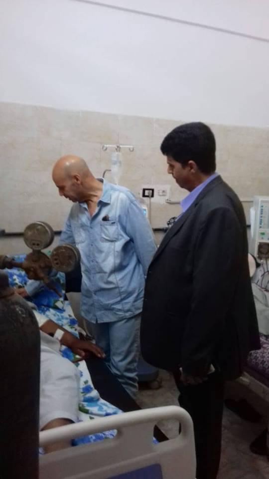 صحة الشرقية بمستشفى أولاد صقر 1