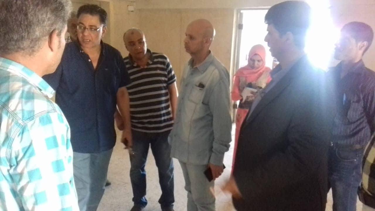 صحة الشرقية بمستشفى أولاد صقر 2