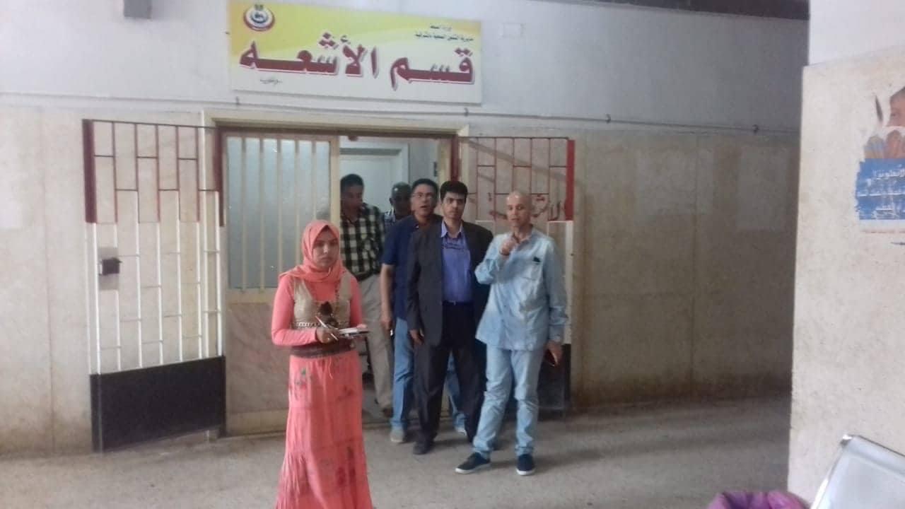 صحة الشرقية بمستشفى أولاد صقر 3