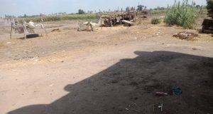 استغاثة أهالي مركز منشأة ابو عمر من توقف بناء مدرسة منذ 16 سنة