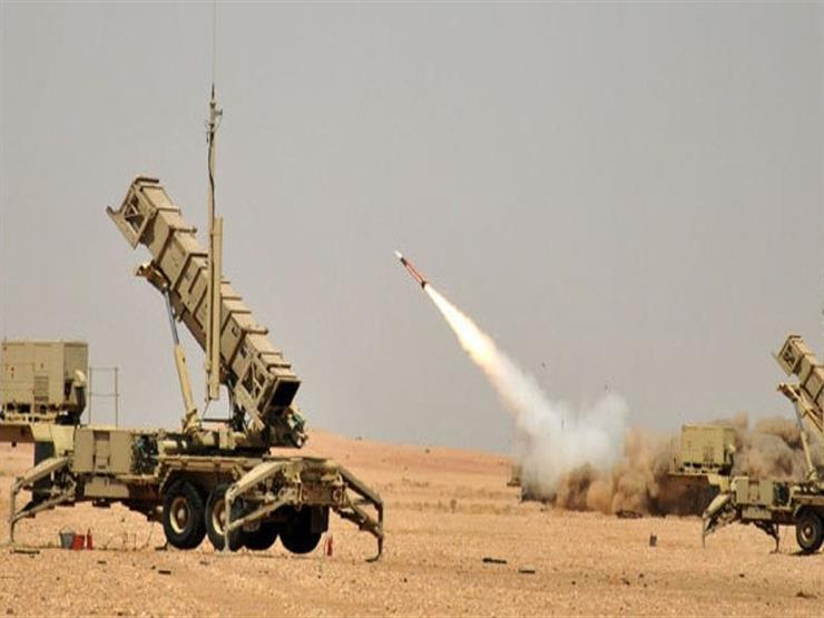 السعودية تعترض صاروخ باليستي