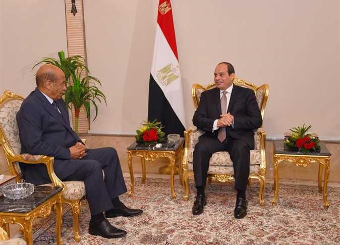 السيسي يكلف عبدالمنعم التراس برئاسة العربية للتصنيع