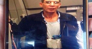 النائب العام بشأن خاطف الطائرة المصرية بقبرص