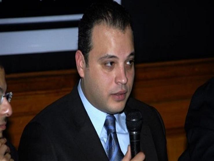 تامر عبد المنعم بعد طلاقه من زوجته