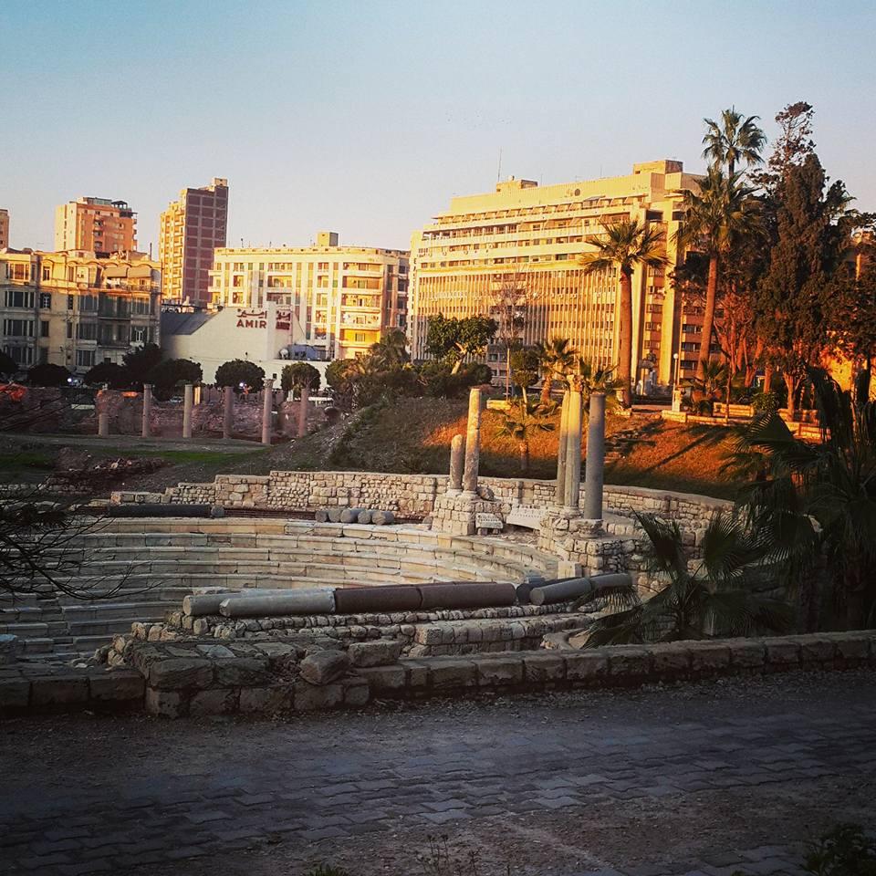 تعرف على مدينة الأسكندرية
