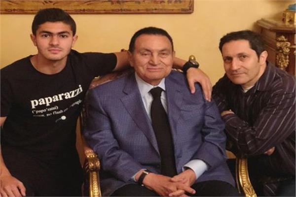 حفيد مبارك