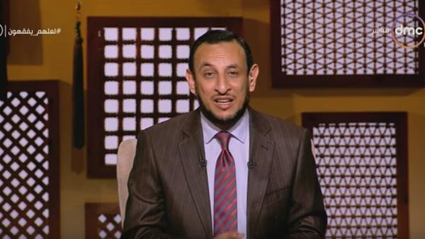 رمضان عبد المعز عن من يقبل منهم الحج