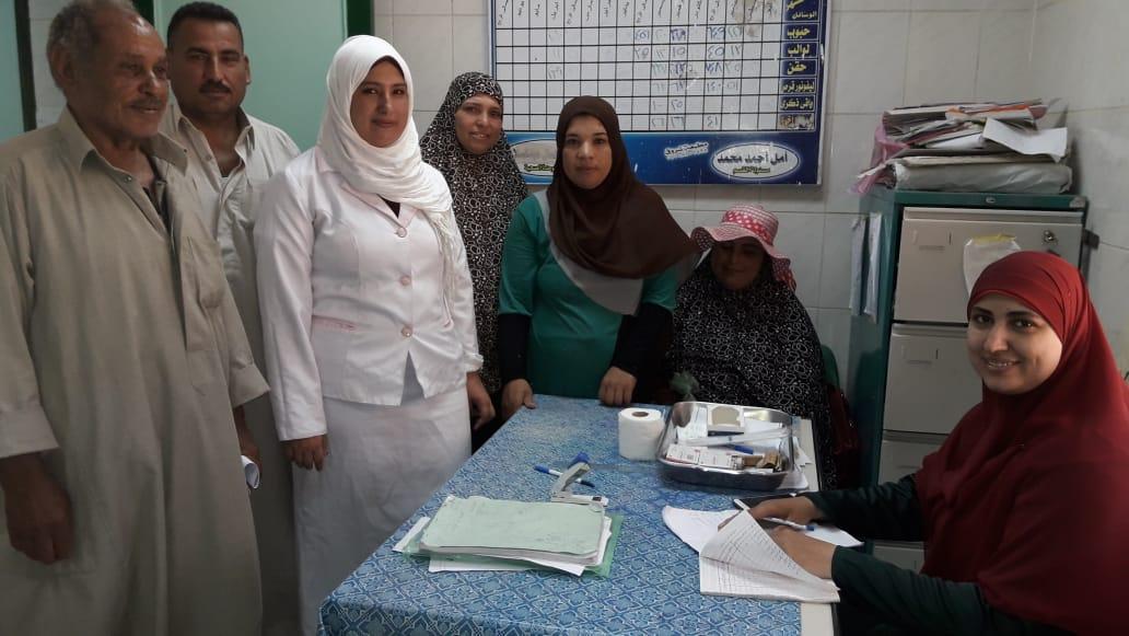 صحة الشرقية تنظم حملة لتظيم الأسرة بمنشأة أبوعمر